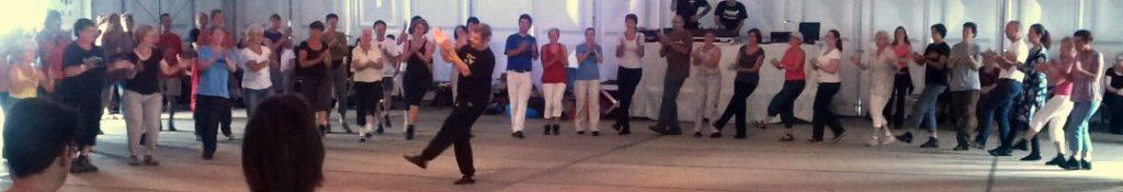 Jaap danst op Doe Dans